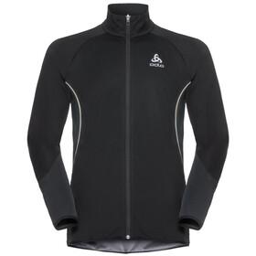 Odlo Zeroweight Windproof Reflect Warm Jacket Herren black
